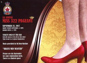 Miss 322 Annual Pageant